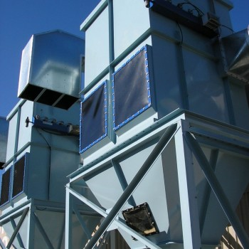 Dual Dust Extraction Systems