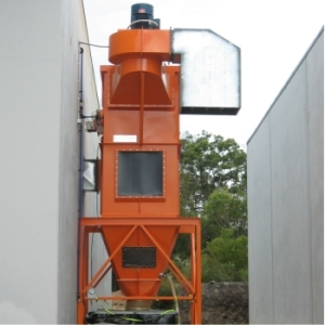 DCS Modupulse Dust Collector