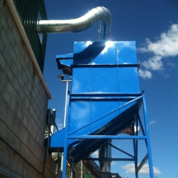 Activated Carbon Dust Collector